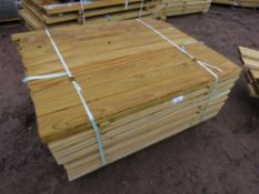 PACK OF FENCING TIMBER 1.2MX10CM APPROX.