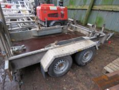 INDISPENSION MINI DIGGER TRAILER, REQUIRES HITCH PN:418235