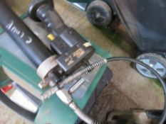 Battery grease gun plus 2no. drills