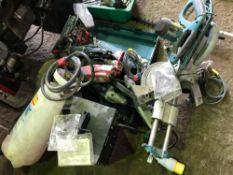 Electric tools for spares/repair