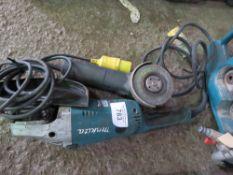 2no. Angle grinders