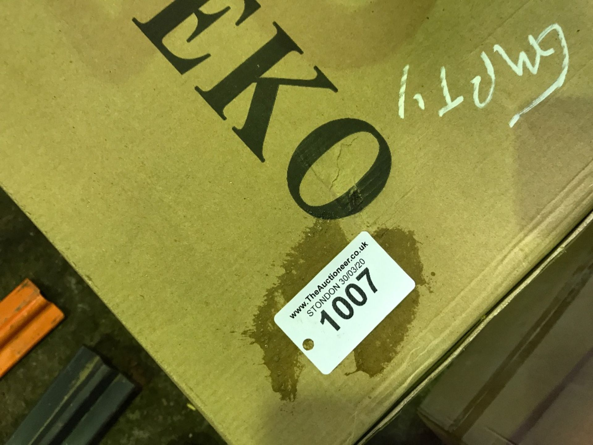 Lot 1007 - 4no. Deko petrol engined chainsaws, boxed