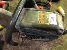 Makita petrol saw for parts