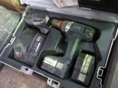 Atlas Copco battery drill
