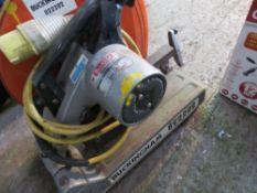 Metal cut-off saw