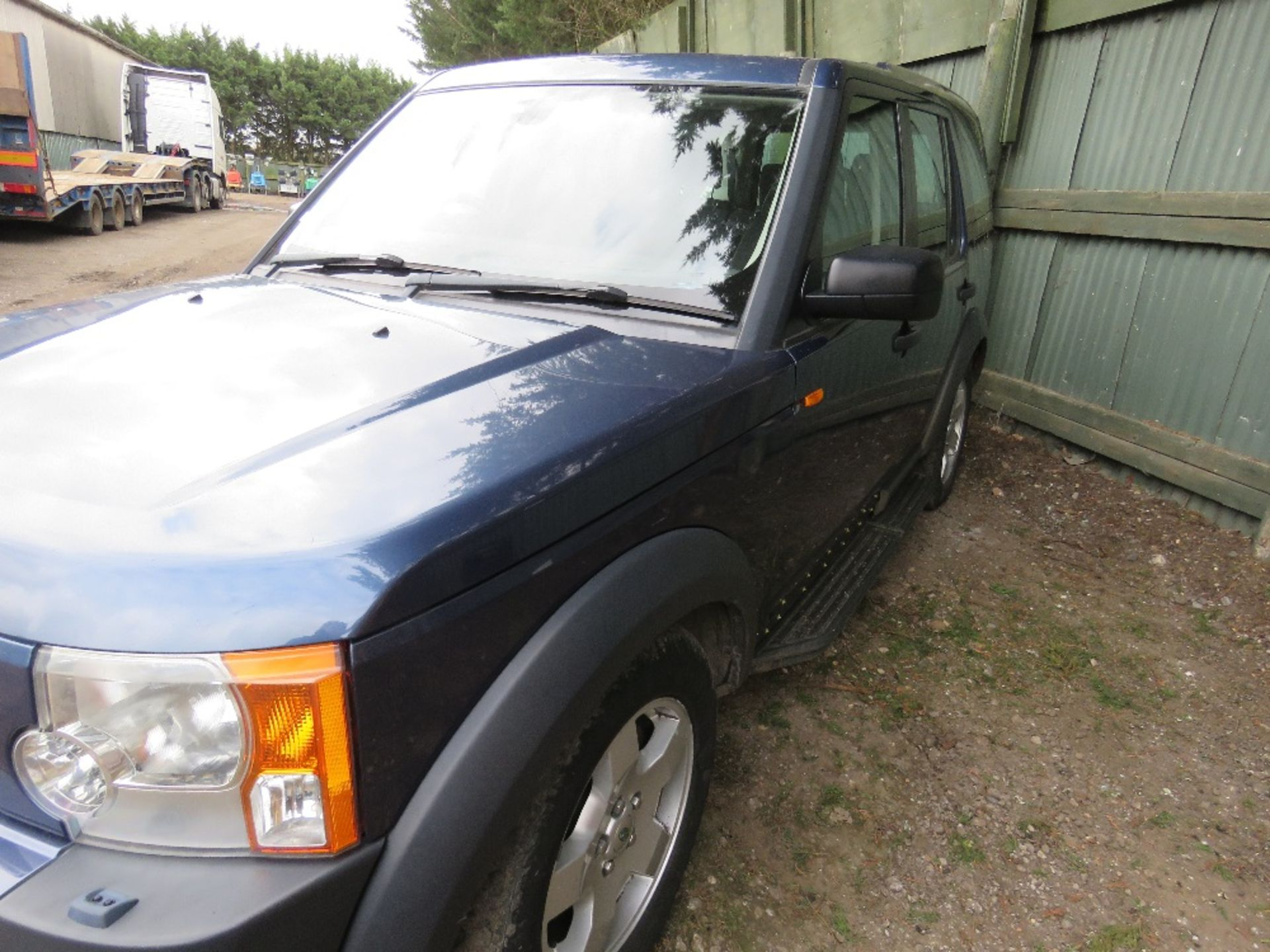Lot 1746 - LANDROVER DISCOVERY 3 4X4 CAR, 7 SEATS, AUTOMATIC,