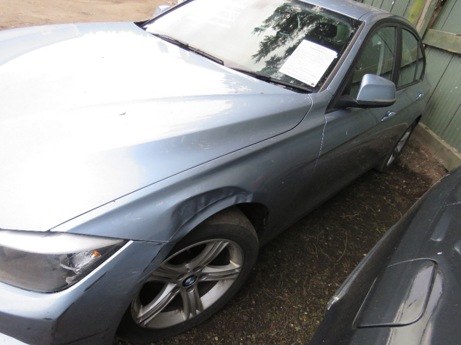 Lot 1737 - BMW 320D SE saloon car, reg. WF14 KXE