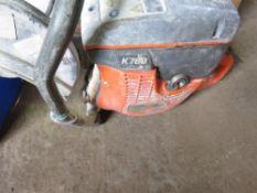 Husqvarna petrol saw