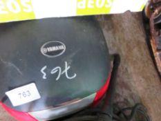 Motorbike carry box