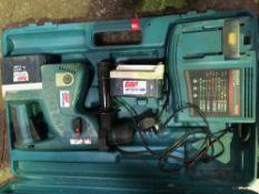24v Makita battery drill set