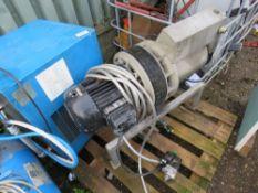 Hydrovane compressor plus Denco air drier unit