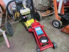2.25 TONNE RATED TROLLEY JACK