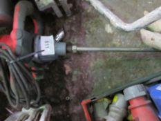 110v Paddle mixer