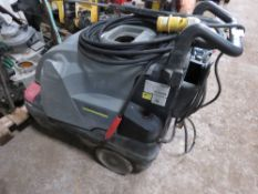 """KARCHER HDS 6110C 110VOLT STEAM CLEANER. YEAR 2014, UNTESTED, CONDITION UNKNOWN All items """"sold as"""