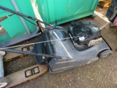 Hayter Harrier 56 mower