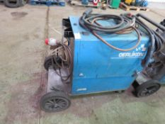 OERLIKON CITOLINE 3500T MIG WELDER sourced from company liquidation