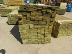 2 X PACK OF FEATHER EDGE TIMBER CLADDING @1.8METRE LENGTH X 10CM WIDE APPROX