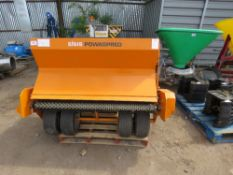 SISIS TOP DRESSER SPREADER UNIT, LITTLE USED