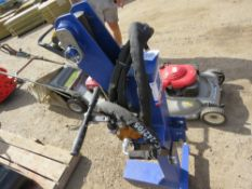 SPITFIRE HYDRAULIC LOG SPLITTER FOR COMPACT TRACTOR
