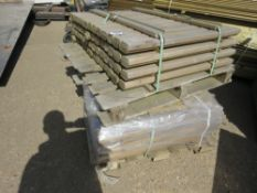 2 X SMALL PACKS OF FENCING TIMBER SLATS CIRCA 3FT LENGTH