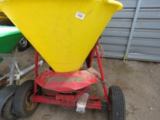 YELLOW KILWORTH SALT SPREADER