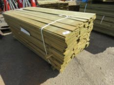 1 X PACK OF FENCE TIMBER CLADDING @1.74METRE LENGTH X 9.5CM WIDE X0.8CM DEPTH