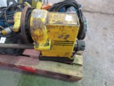 REMS PIPE THREADING HEAD