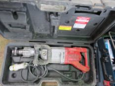 MILWAUKEE 110VOLT HEAVY DUTY BREAKER DRILL