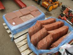 2 X PALLETS OF WIENBERGER HANGING TILES. NO VAT ON HAMMER PRICE.