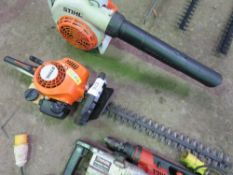 STIHL PETROL ENGINED HEDGE CUTTER