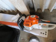 STIHL HS45 PETROL HEDGE CUTTER UNUSED