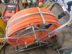 COBRA REEL 9MM X 100METRE LENGTH, DIRECT EX LOCAL COMPANY DUE TO A CHANGE IN POLICY
