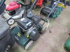 HAYTER PETROL ENGINED SCARIFIER