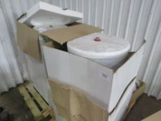 3 X PALLETS OF HEATING EQUIPMENT AS SHOWN