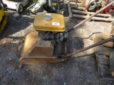 ROBIN PETROL ENGINED COMPACTION PLATE