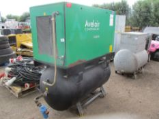 LARGE PACKAGED AIR COMPRESSOR, CONDITION UNKNOWN