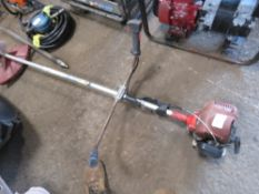 PETROL ENGINED BRUSH CUTTER