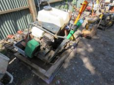2 X FLOOR SAWS FOR SPARES/REPAIR