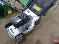 "LAWNFLITE LF43PBR PEDESTRIAN 17"" MOWER WITH ROLLER AND COLLECTOR,"
