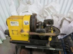 REMS pipe threader