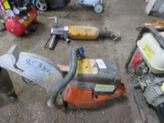 HUSQVARNA PETROL SAW, RECOIL NEEDS ATTENTION
