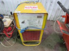 240VOLT DEHUMIDIFIER. UNTESTED, CONDITION UNKNOWN