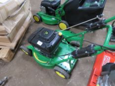 "JOHN DEERE C25KS PEDESTRIAN MOWER WITH SIDE DISCHARGE. 21"" CUT, PROFESSIONAL CONTRACTOR RANGE,"