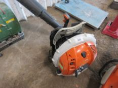 STIHL BR500 BACKPACK BLOWER UNIT