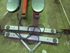 WEIGHMASTER W2000 PALLET WEIGHING SCALES.....DIRECT EX COMPANY LIQUIDATION