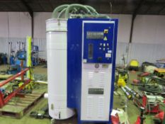 FERCELL G45/370 DUST EXTRACTION UNIT, SERIAL NUMBER:150202 525CUBIC METRE PER HOUR RATED.....DIRECT