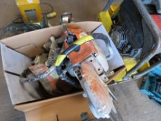 2 X STIHL SAWS FOR SPARES/REPAIR