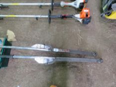 2 X LARGE SIZED TORQUE WRENCHES
