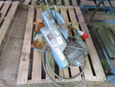 RIVERS SMALL SIZED METAL CUTTING SAW. DIRECT EX LOCAL COMPANY DUE TO DEPOT CLOSURE
