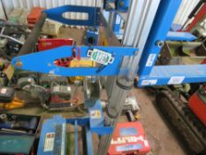 GENIE GL4 COUNTERBALANCE MATERIAL LIFT/FORKLIFT, LITTLE SIGNS OF USEAGE, SURPLUS TO REQUIREMENTS